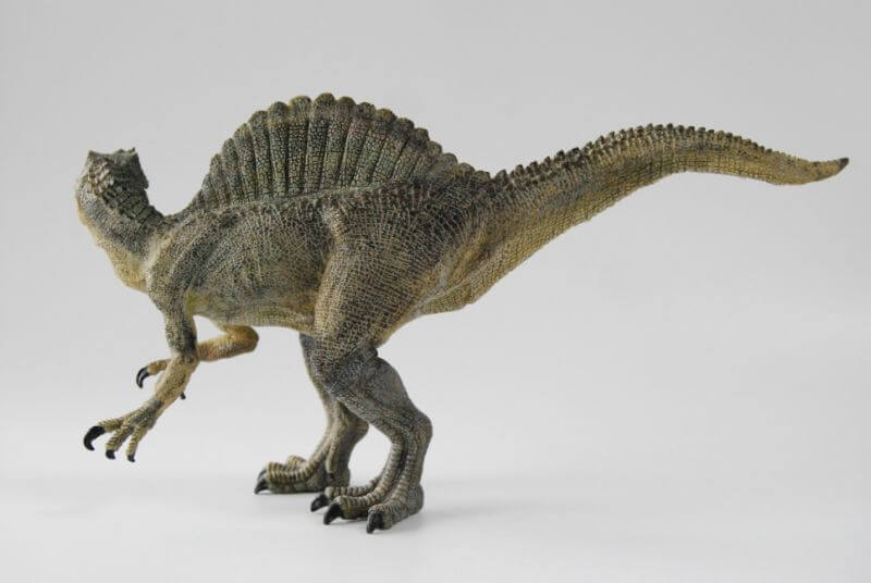大人の恐竜模型館 Papo スピノサウルス 恐竜フィギュア レビュー
