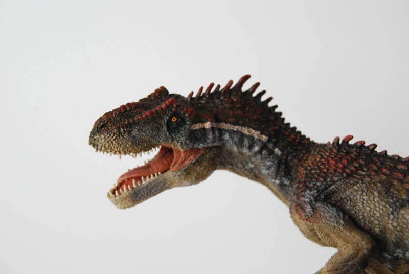 大人の恐竜模型館 Papo アロサウルス 恐竜フィギュア レビュー