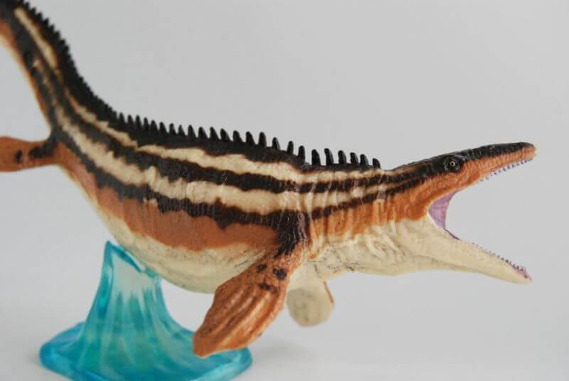 大人の恐竜模型館 フェバリット Favorite モササウルス 恐竜フィギュア レビュー