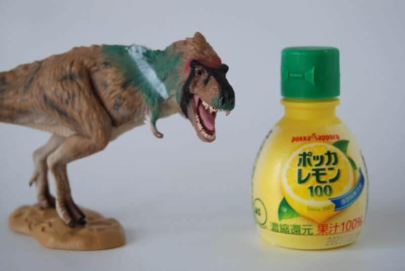 大人の恐竜模型館 コレクタ ティラノサウルス 狩猟 レビュー