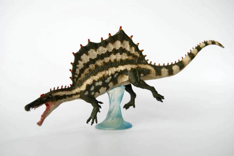 大人の恐竜模型館 Favorite スピノサウルス レビュー