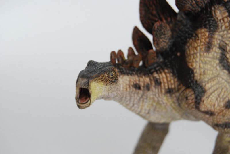 大人の恐竜模型館 Papo ステゴサウルス レビュー