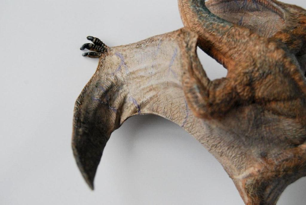 大人の恐竜模型館 Papo ケツァルコアトルス 恐竜フィギュア レビュー