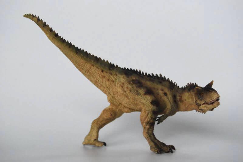 大人の恐竜模型館 Papo カルノタウルス 恐竜フィギュア レビュー