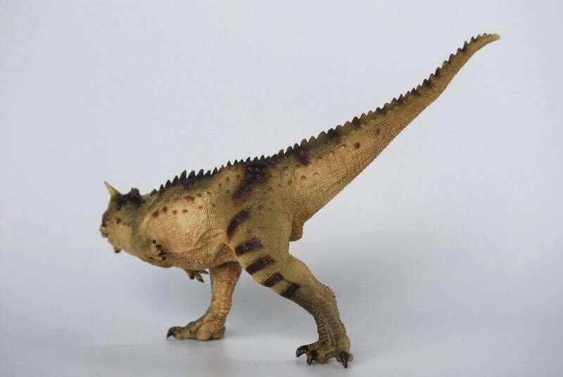 大人の恐竜模型館 Papo カルノタウルス レビュー