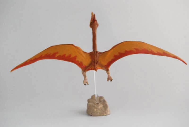 大人の恐竜模型館 フェバリット Favorite ケツァルコアトルス  恐竜フィギュア レビュー