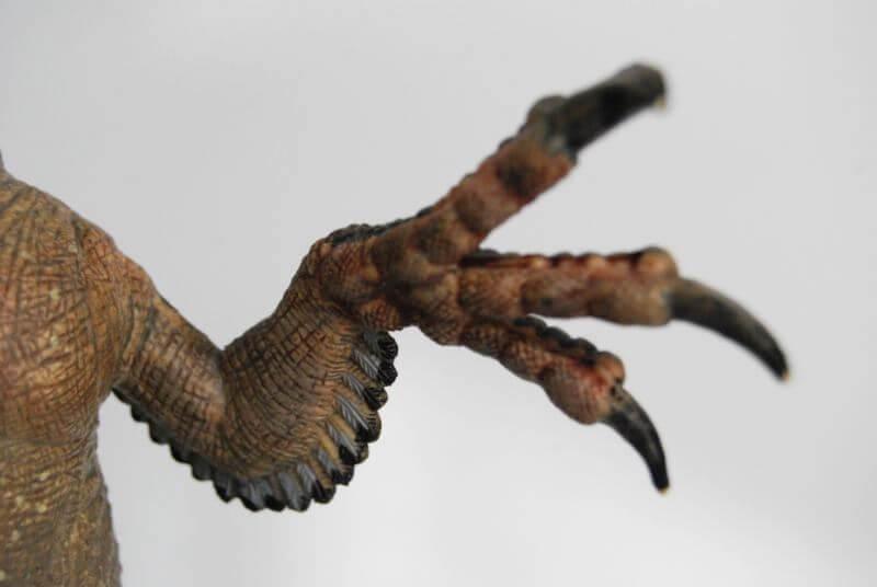 大人の恐竜模型館 Papo テリジノサウルス 恐竜フィギュア レビュー