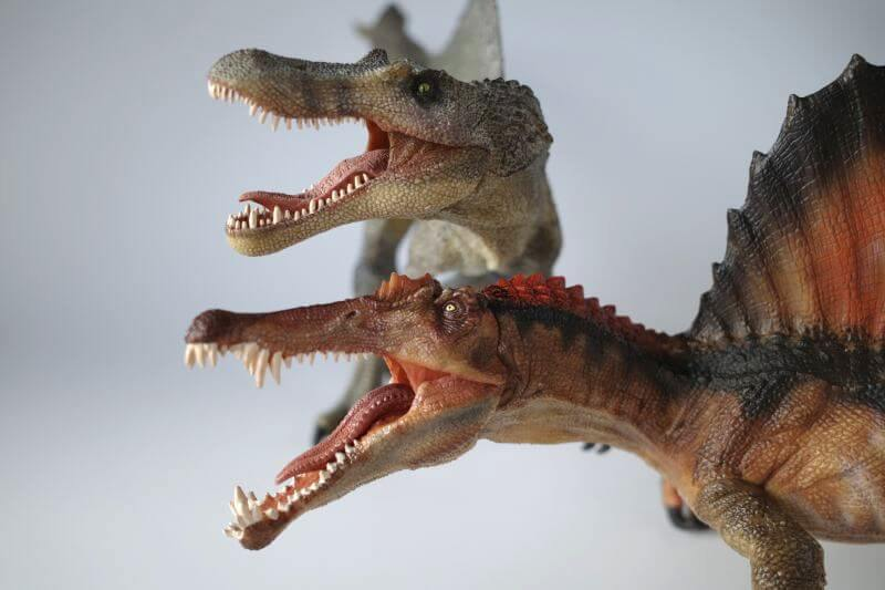 大人の恐竜模型館 Papo スピノサウルス 限定 恐竜フィギュア レビュー