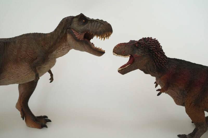 大人の恐竜模型館 Nanmu ティラノサウルス 恐竜フィギュア レビュー