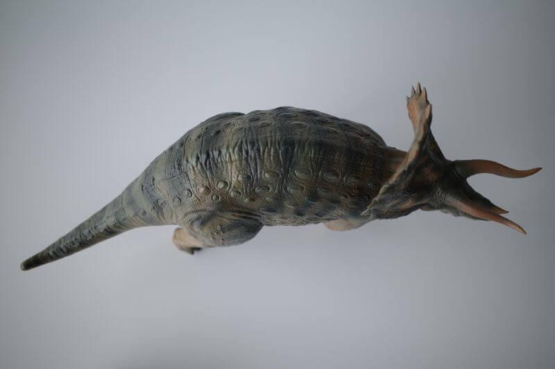 大人の恐竜模型館 Nanmu トリケラトプス 恐竜フィギュア レビュー